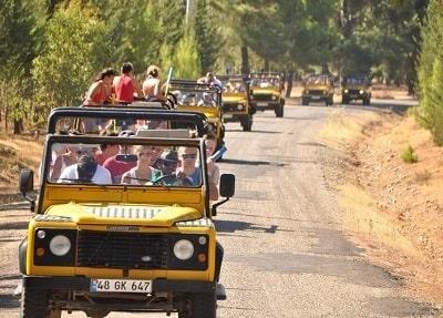 Fethiye Jip Safari