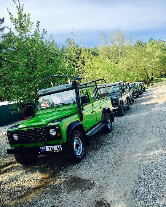 Marmaris Jip Safari