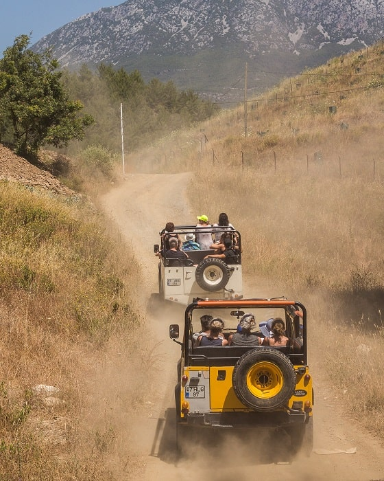 Marmaris Jip Safari