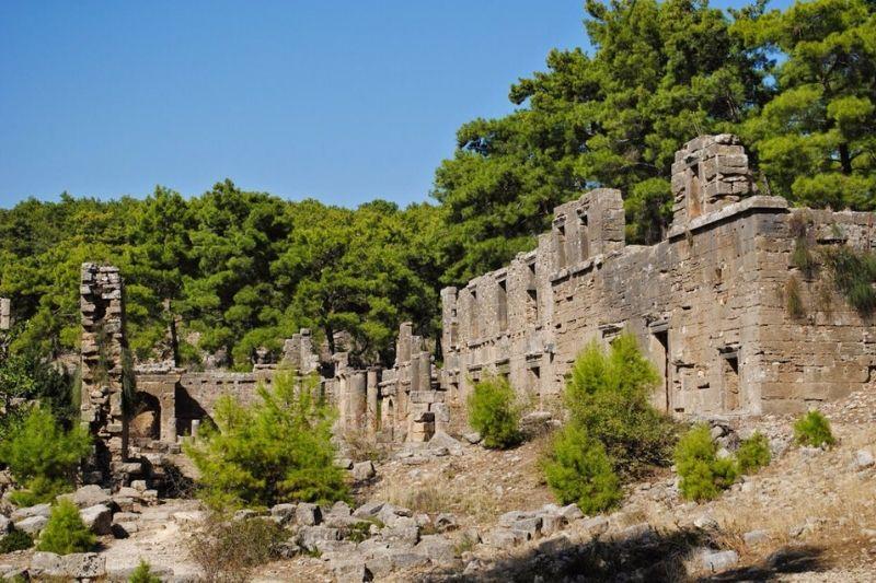 Seleukia Antik Kenti